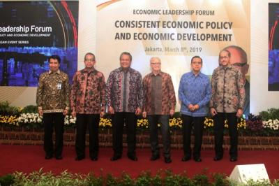 Bank Indonesia Economic Leadership Forum: Consistent Economic Policy and Economic Development