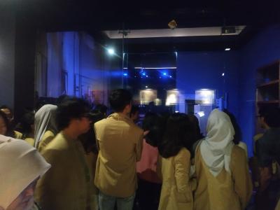 Kunjungan Pembelajaran ke Museum Bank Indonesia