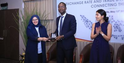 19th BI Institute Open Lecture Series: Exchange Rate and Trade Dynamics in Indonesia: Connecting the Dots