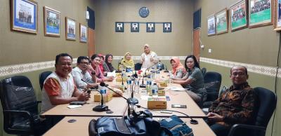 Diskusi ISEI Semarang dengan Bank Indonesia