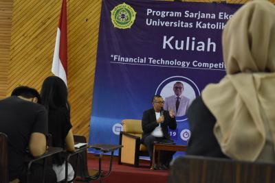 Kuliah Tamu - Financial Technology Competition