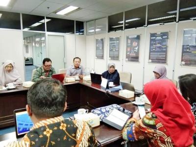 Diskusi Small Riset ISEI Cabang Semarang (include UNNES) dan BI