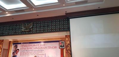 Pelepasan Pejabat KPW BI Provinsi Jawa Tengah