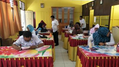 Witness Survey Konsumen Kpw BI Gorontao