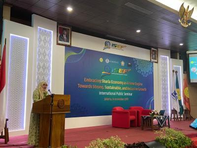 International Public Seminar dalam rangka ISEF 2019 di UNJ