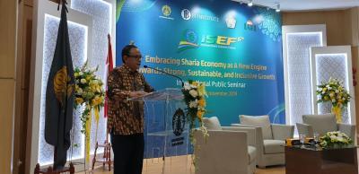 International Public Seminar dalam rangka ISEF 2019 di UI