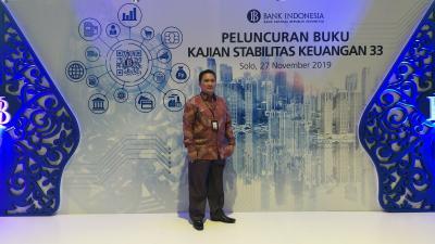 Puncuran buku Kajian Stabilitas Keuangan (KSK)