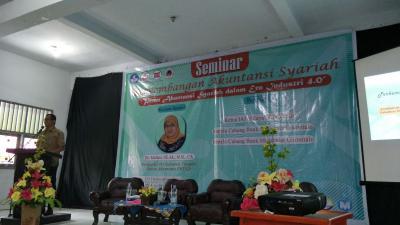 Seminar perkembangan akuntansi syariah