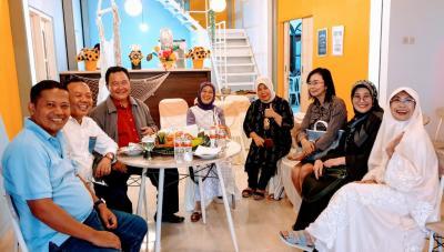 Koordinasi Program Kerja ISEI Semarang dengan Bank Indonesia