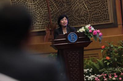 Kuliah Umum : Diseminasi Kebijakan Bank Indonesia dan Asesmen Perekonomian Terkini