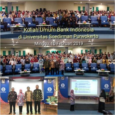 Kuliah Umum Bank Indonesia