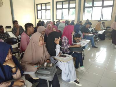 Mata Kuliah Kebanksentralan di FEB Universitas Tadulako