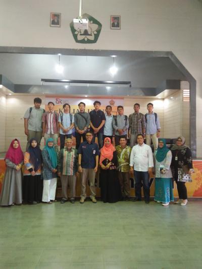 Kuliah Tamu Otoritas Jasa Keuangan di FEB Universitas Syiah Kuala